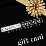 Cameron Mitchell Gift Cards So many choices. One gift card.