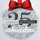 Cameron Mitchell Bonus Rewards Give Cameron Mitchell Restaurants' gift cards and receive a $25 Bonus Card Reward