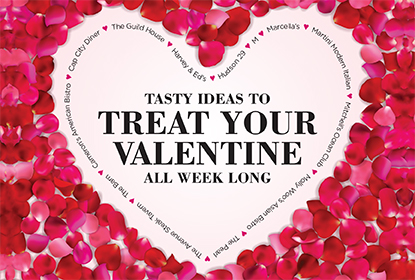 Celebrate Valentine's Day With Us! View our Valentine's Day Features Menu» Make a Reservation »