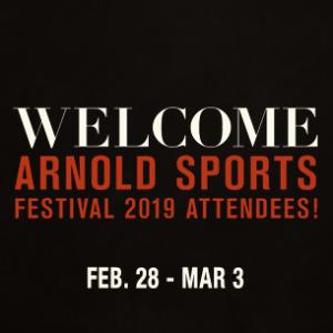 Arnold Sports Festival tout